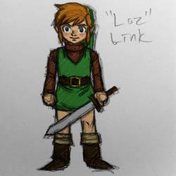 The Legend of Zelda - Link WIP by dawwe0