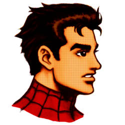 Peter Parker, The Amazing Spider-Man by dawwe0