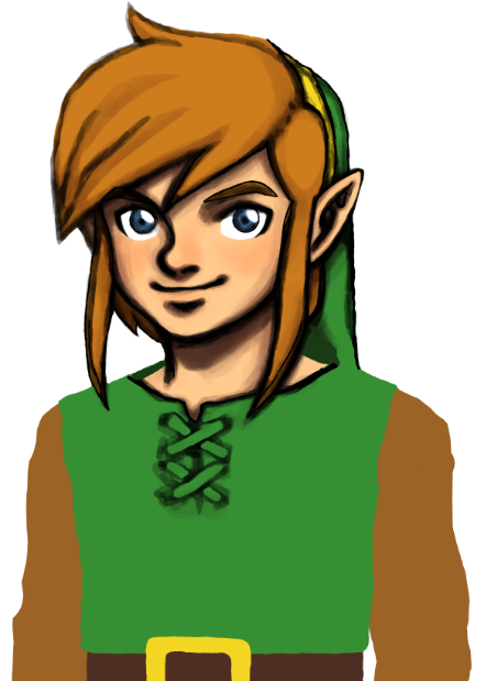 The Legend of Zelda: A Link to the Past by dawwe0