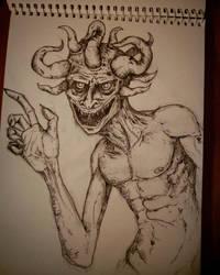 Devil by ItsDeri