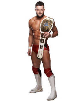 Finn_Balor_IC_Champ_v1 by BrahSilva20