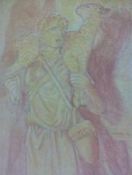 roman shepherd by arpeelapena