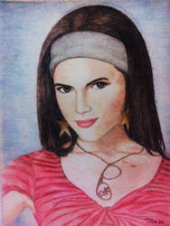 magazine girl by arpeelapena