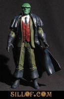 Gaslight Martian Manhunter by sillof