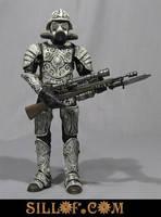 Steam Wars Shocktrooper by sillof