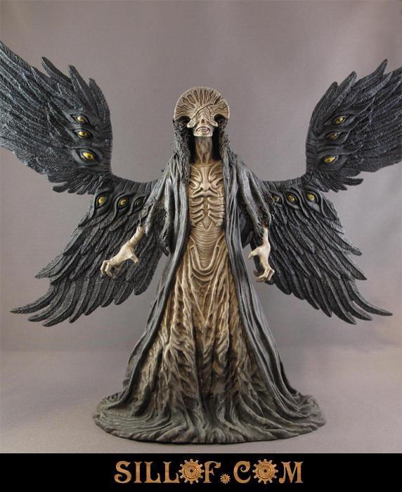 Hellboy II: Angel of Death by sillof