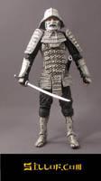Samurai Wars: Soto-Mu Bushi by sillof