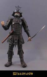Samurai Wars: Daku Joutei by sillof