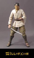 Samurai Wars: Sora Hokosusha by sillof
