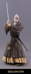 Samurai Wars: Obu Wankabe by sillof
