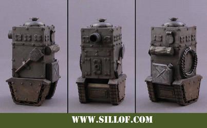 World Wars 1942: Mk. D2 by sillof