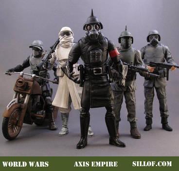 World Wars 1942: German Empire by sillof
