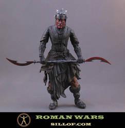 Roman Wars: Darkos Magyar by sillof