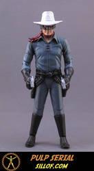 Pulp Serial: Lone Ranger by sillof