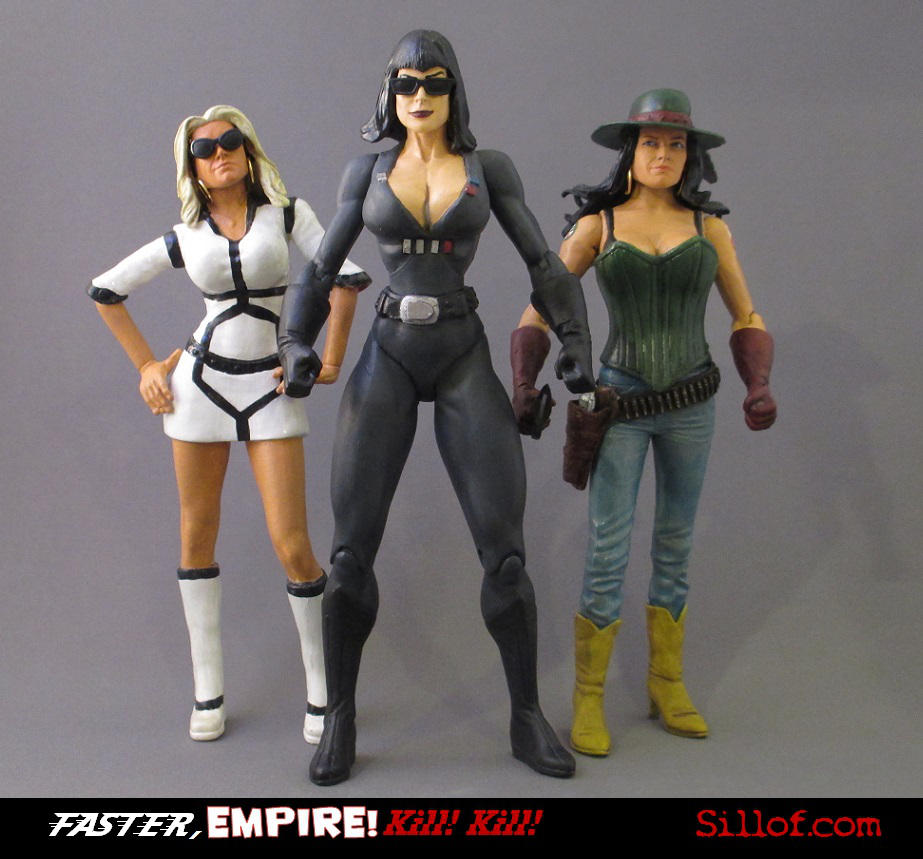 Faster Empire Strike Strike - Villains by sillof