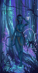 Avatar_Na'vi by Anisis