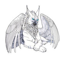 Gryphon by Anisis