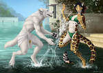 Water play by Anisis