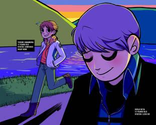 Yosuke Hanamura vs. The World by safelybeds