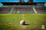 Estadio Alfredo da Silva by KristeLynx