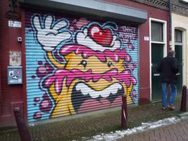 amsterdam by serkster