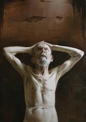 Old man II by paulofrade