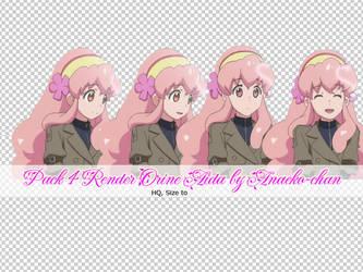 Pack Render Orine Aida AKB0048 by anaekocute