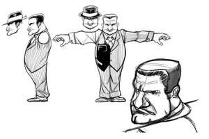 Dan Doodles-Tony 'Trollface' Torrini by SkipperWing