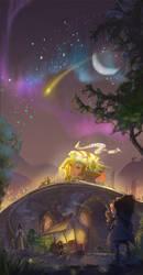 Aland's Wish ~ Destiny by indikate