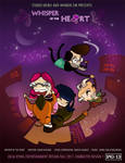 Whisper of the Heart + Invader Zim Poster by indikate
