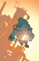 Atomic Robo by Roboworks