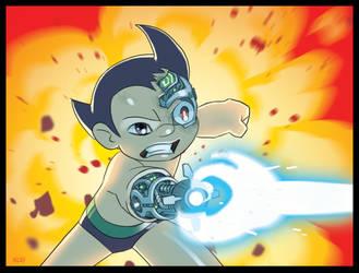 Astro Boy by Roboworks