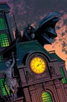 Yanick Batman by Roboworks