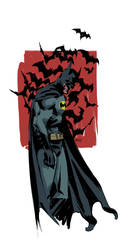 Batman quickie by Roboworks