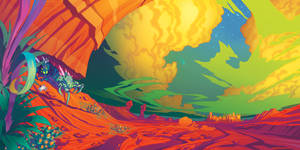 Alien Landscape by Roboworks