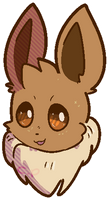 Eevee by CloudedPink