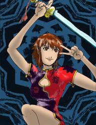 XIANGHUA color by knight-alui