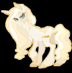 MLP OC: Goldie by TenderLumpkins