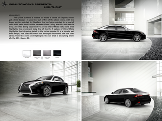 2014 Lexus IS, Highlight by INPAutoworks