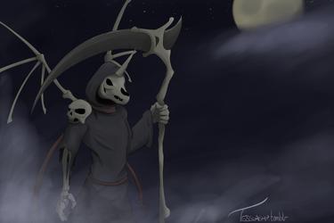 Four Horsemen: Death by TesslaShy