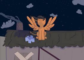 Harmony Stargazing by DarkFlame75