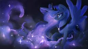 Commission: 'Tonight' Album Art by DarkFlame75