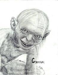 Gollum by The-Fellowship