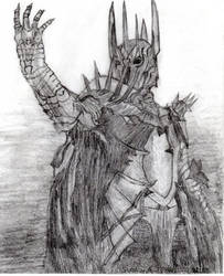 Sauron the Deceiver by The-Fellowship