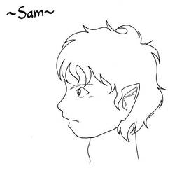 Samwise by The-Fellowship