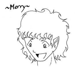 Meriadoc by The-Fellowship