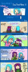 Best Friend Meme by HazuraSinner