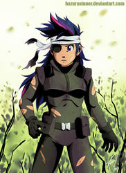 Metal Gear Pony by HazuraSinner