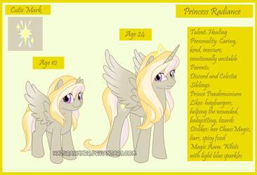 MLP Next Generation Princess Radiance by HazuraSinner