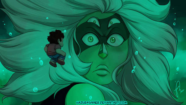 We're Malachite now by HazuraSinner